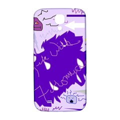Life With Fibro2 Samsung Galaxy S4 I9500/I9505  Hardshell Back Case