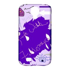 Life With Fibro2 Samsung Galaxy S4 Classic Hardshell Case (PC+Silicone)