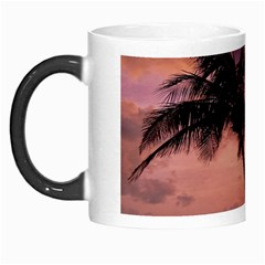 Sunset At The Beach Morph Mug