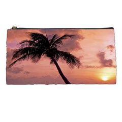 Sunset At The Beach Pencil Case