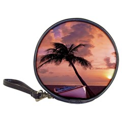 Sunset At The Beach Cd Wallet