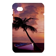 Sunset At The Beach Samsung Galaxy Tab 7  P1000 Hardshell Case