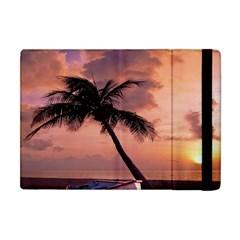 Sunset At The Beach Apple iPad Mini Flip Case