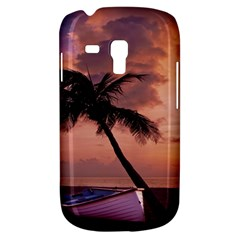 Sunset At The Beach Samsung Galaxy S3 Mini I8190 Hardshell Case