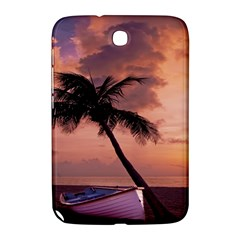 Sunset At The Beach Samsung Galaxy Note 8 0 N5100 Hardshell Case