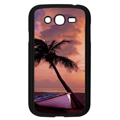 Sunset At The Beach Samsung Galaxy Grand DUOS I9082 Case (Black)