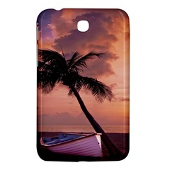 Sunset At The Beach Samsung Galaxy Tab 3 (7 ) P3200 Hardshell Case