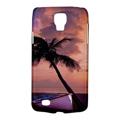 Sunset At The Beach Samsung Galaxy S4 Active (I9295) Hardshell Case