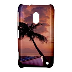Sunset At The Beach Nokia Lumia 620 Hardshell Case
