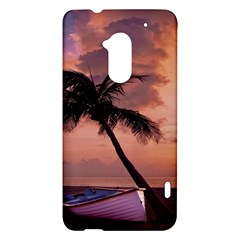 Sunset At The Beach HTC One Max (T6) Hardshell Case