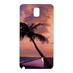 Sunset At The Beach Samsung Galaxy Note 3 N9005 Hardshell Back Case