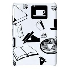 Books And Coffee Apple Ipad Mini Hardshell Case