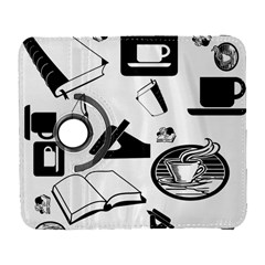 Books And Coffee Samsung Galaxy S  III Flip 360 Case
