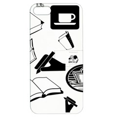 Books And Coffee Apple Iphone 5 Hardshell Case With Stand