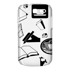 Books And Coffee Samsung Galaxy Express Hardshell Case