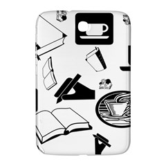 Books And Coffee Samsung Galaxy Note 8.0 N5100 Hardshell Case