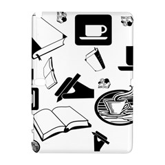 Books And Coffee Samsung Galaxy Note 10.1 (P600) Hardshell Case