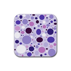 Passion For Purple Drink Coasters 4 Pack (Square)