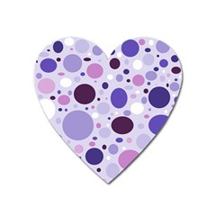 Passion For Purple Magnet (Heart)
