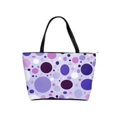 Passion For Purple Large Shoulder Bag