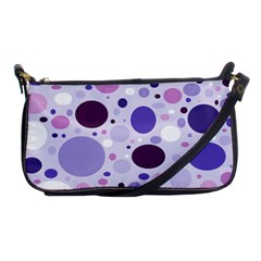 Passion For Purple Evening Bag