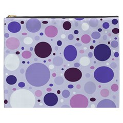 Passion For Purple Cosmetic Bag (xxxl)