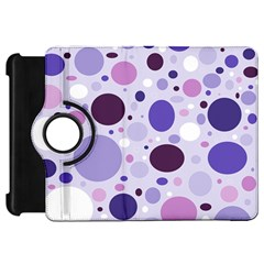 Passion For Purple Kindle Fire Hd 7  (1st Gen) Flip 360 Case