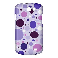 Passion For Purple Samsung Galaxy Express Hardshell Case