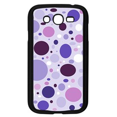 Passion For Purple Samsung Galaxy Grand Duos I9082 Case (black)