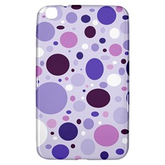 Passion For Purple Samsung Galaxy Tab 3 (8 ) T3100 Hardshell Case