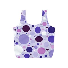 Passion For Purple Reusable Bag (S)