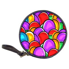 Colored Easter Eggs CD Wallet