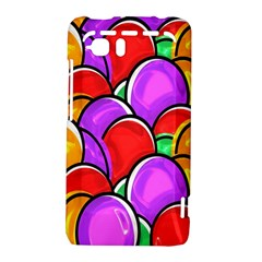 Colored Easter Eggs HTC Vivid / Raider 4G Hardshell Case