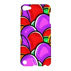 Colored Easter Eggs Apple Ipod Touch 5 Hardshell Case