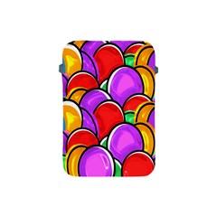 Colored Easter Eggs Apple Ipad Mini Protective Sleeve