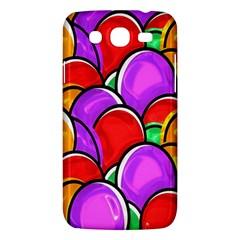 Colored Easter Eggs Samsung Galaxy Mega 5 8 I9152 Hardshell Case