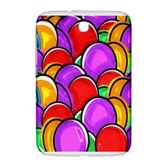 Colored Easter Eggs Samsung Galaxy Note 8.0 N5100 Hardshell Case