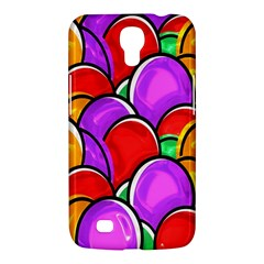 Colored Easter Eggs Samsung Galaxy Mega 6.3  I9200 Hardshell Case