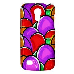 Colored Easter Eggs Samsung Galaxy S4 Mini (GT-I9190) Hardshell Case