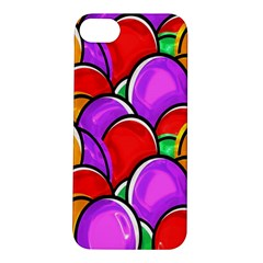 Colored Easter Eggs Apple Iphone 5s Hardshell Case