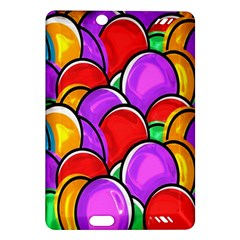Colored Easter Eggs Kindle Fire HD 7  (2nd Gen) Hardshell Case