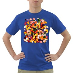 Jelly Bean Shirt Men s T-shirt (Colored)