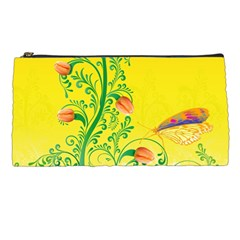 Whimsical Tulips Pencil Case