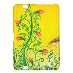 Whimsical Tulips Kindle Fire HD 8.9  Hardshell Case