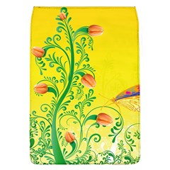 Whimsical Tulips Removable Flap Cover (Large)
