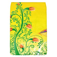 Whimsical Tulips Removable Flap Cover (Small)