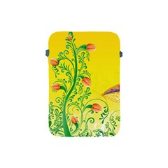 Whimsical Tulips Apple Ipad Mini Protective Sleeve