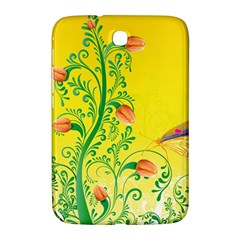 Whimsical Tulips Samsung Galaxy Note 8 0 N5100 Hardshell Case