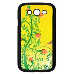 Whimsical Tulips Samsung Galaxy Grand DUOS I9082 Case (Black)