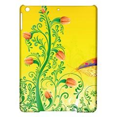 Whimsical Tulips Apple iPad Air Hardshell Case